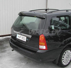 Ford Focus stw, -2004, REAR WINDOW DEFLECTOR