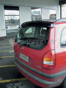 Opel Zafira A /Omega B stw, REAR WINDOW DEFLECTOR