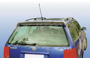 VW Passat Variant 1997-2005, REAR WINDOW DEFLECTOR