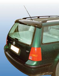 VW Golf IV 1998-/IV Variant 1999-2007, REAR WINDOW DEFLECTOR