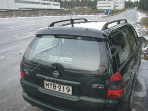 Opel Vectra B stw, REAR WINDOW DEFLECTOR