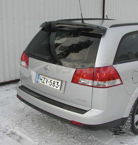 Opel Vectra C stw 2003-, REAR WINDOW DEFLECTOR
