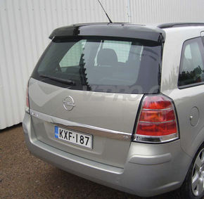 Opel Zafira B, REAR WINDOW DEFLECTOR