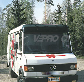 MB T2/VARIO high roof, SUN VISOR