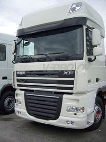 DAF XF 105/106 Super Space cab, SUN VISOR