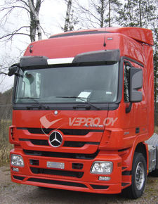 MB ACTROS MP3 EURO CAB/MEGA SPACE, SUN VISOR