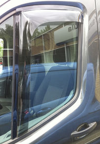FORD TRANSIT 2014-, SIDEWINDOW DEFLECTOR