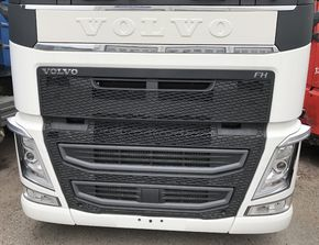 VOLVO FH Vers 4, ADVERTISING PLATE FOR FRONTGRILL, LOGO PLATE