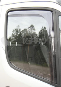 MB Sprinter/VW CRAFTER 2006-, SIDEWINDOW DEFLECTORS