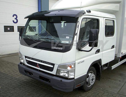 Canter Fuso 2006-, ACRYLIC PART