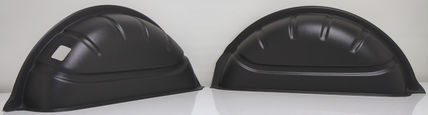 VW TRANSPORTER T5 and T6, MUDGUARD COVER