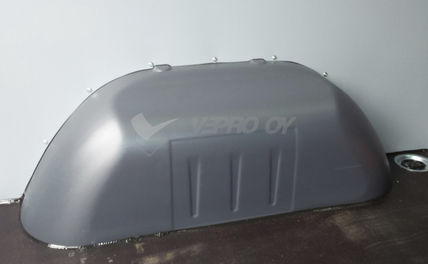 M-B Spinter NCV3 2006-/VW CRAFTER all models 2006-, MUDGUARD COVER