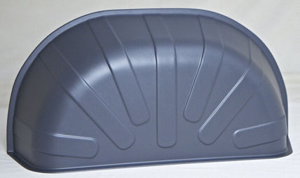 Citroen Jumber/Fiat Ducato/Peugeot Boxer 2007- and 2014-, MUDGUARD COVER