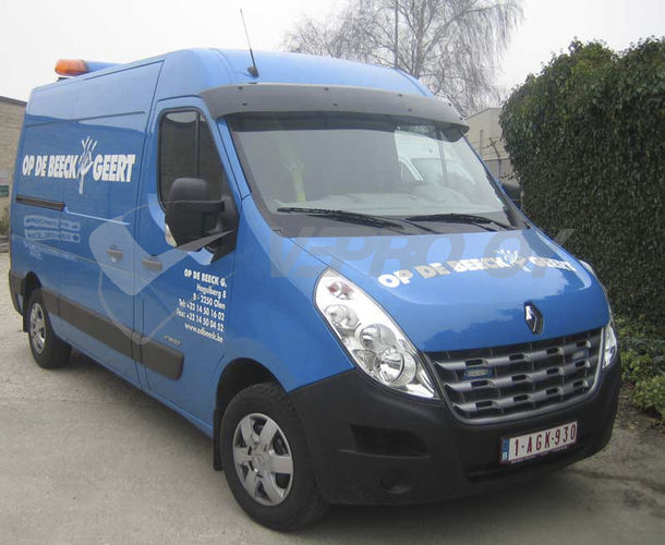 styling renault master